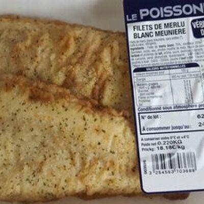 Filet de merlu blanc meuniere (Auchan)