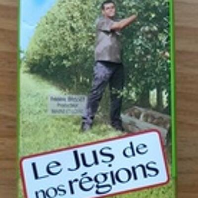 Le jus de nos régions - multifruits (Pressade)