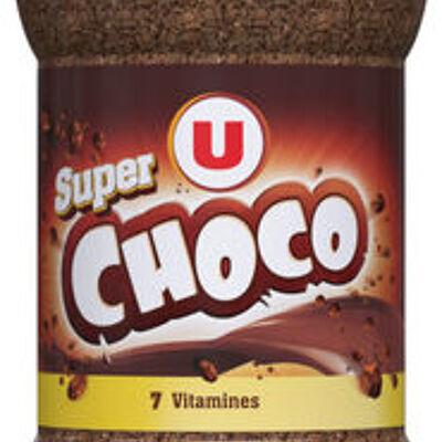 Boisson chocolatée 7 vitamines granulée (U)