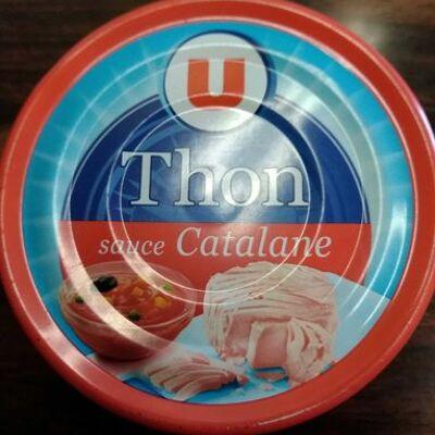 Thon sauce catalane (U)