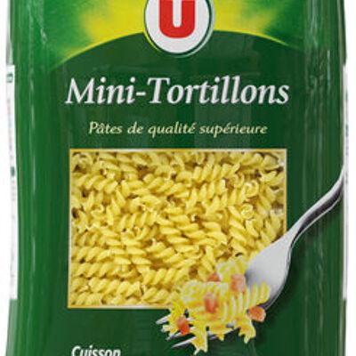 Mini tortillon qualité supérieure (U)