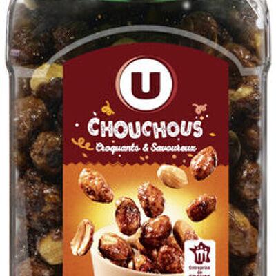 Chouchou caramélisés (U)