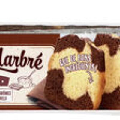 Barre marbrée au chocolat (U)