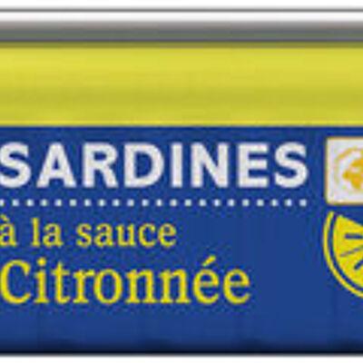 Sardines sauce citronnée (U)