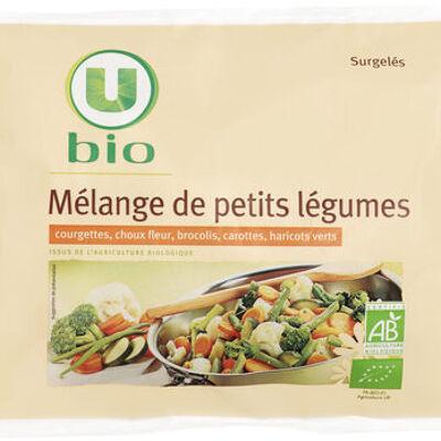 Poêlée de petits légumes (U bio)
