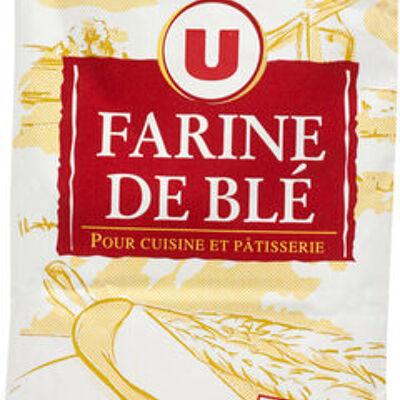 Farine de blé pâtissière t45 (U)