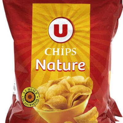 Chips nature multipack (U)