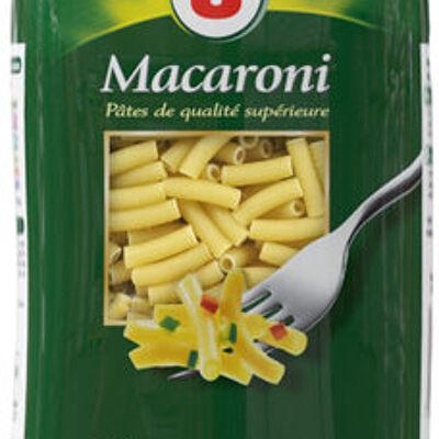 Macaroni qualité supérieure (U)