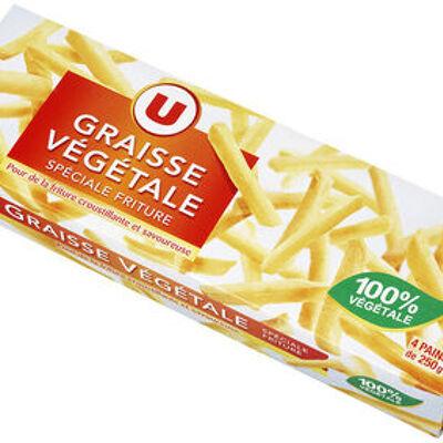 Graisse végétale spéciale friture (U)