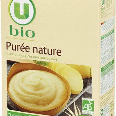 Puree nature (U bio)