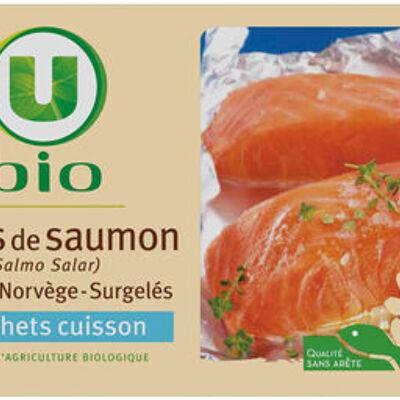 Pavé de saumon norvège (Magasins u)