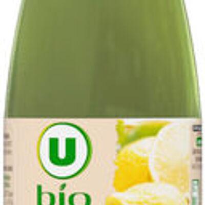 Jus de citron de sicile (U bio)