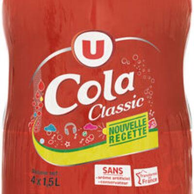 Cola standard classic (U)
