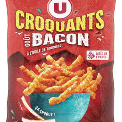Croquant goût bacon (U)