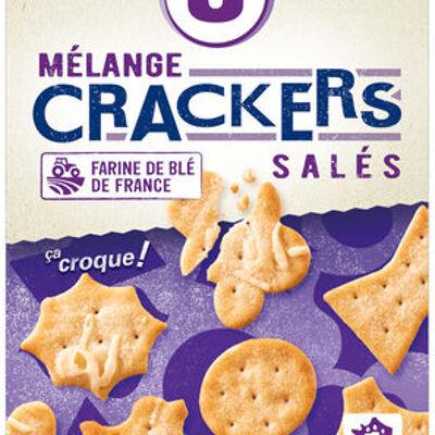 Crackers assortiment (U)