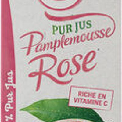 Pur jus réfrigéré pamplemousse rose (U)