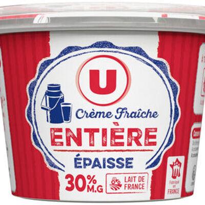 Crème fraîche épaisse 30%mg (U)