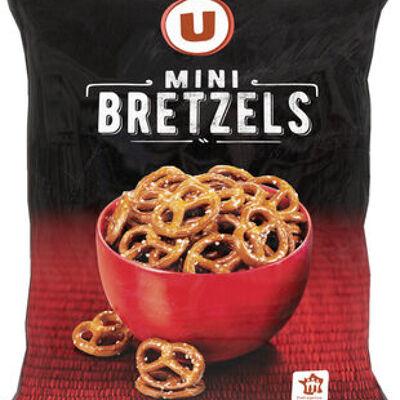 Mini-bretzels (U)
