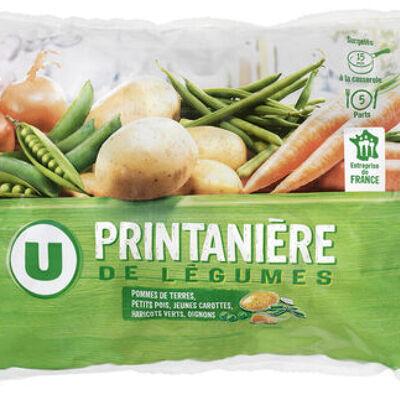 Printanière de légumes (U)