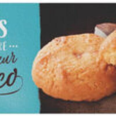 Biscuits sablés pur beurre fourré à la noix de coco (U)