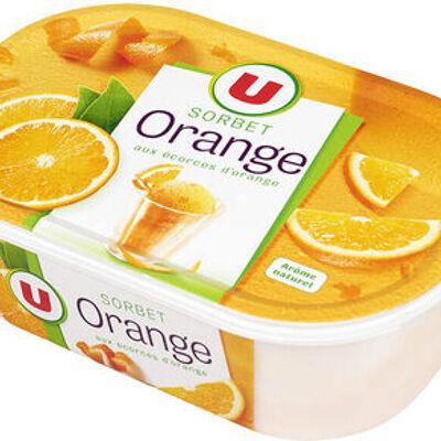 Sorbet orange (U)