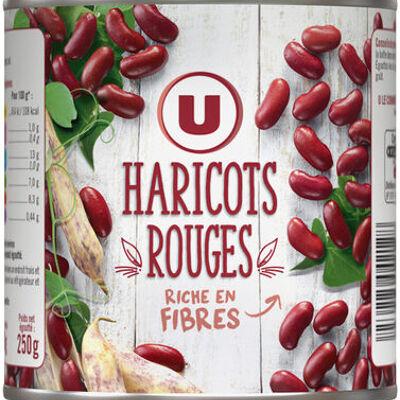 Haricots rouges (U)