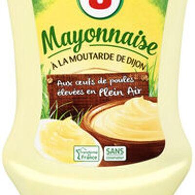 Mayonnaise à la moutarde de dijon (U)