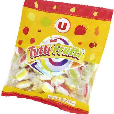 Bonbons goût tutti frutti (U)