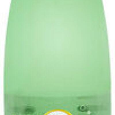 Boisson à base d'eau gazeuse extra pétillant saveur citron zéro sucre (U)