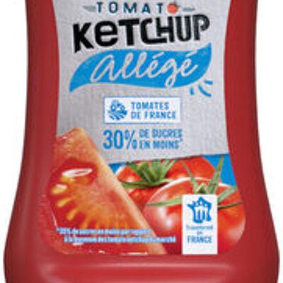 Ketchup nature allégé (U)