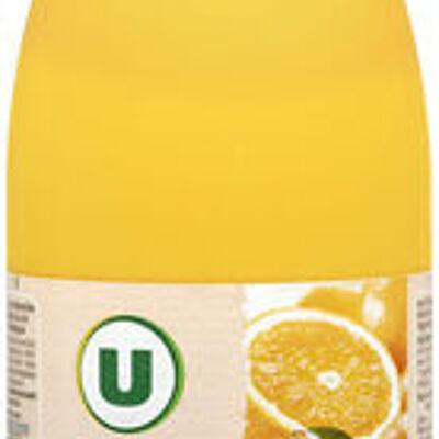 Pur jus orange clementine raisin blanc (U bio)