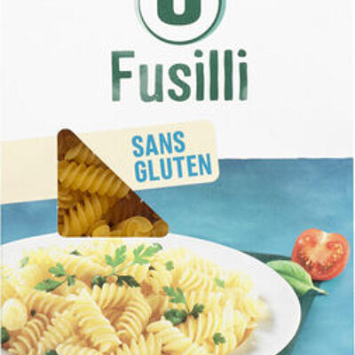 Fusilli sans gluten (U)