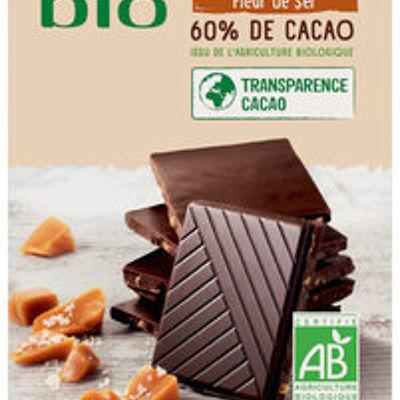 Chocolat noir caramel pointe de sel (U)
