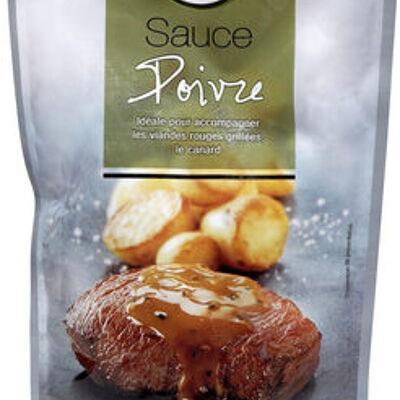 Sauce liquide au poivre (U)