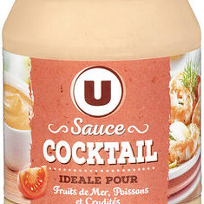 Sauce cocktail (U)
