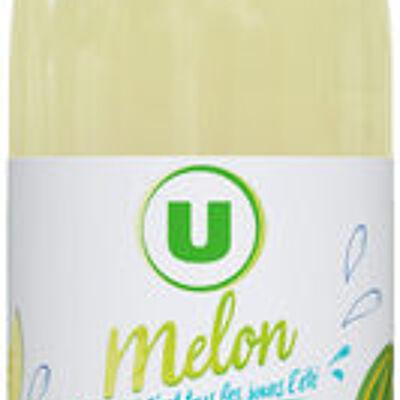 Boisson au jus melon flash pasteurisé, refrigéré (U)