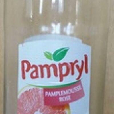 Jus de pamplemousse rose (Pampryl)