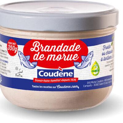 Brandade de morue coudène (Coudène)