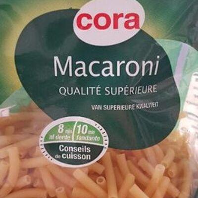 Macaroni 500 grammes (Cora)