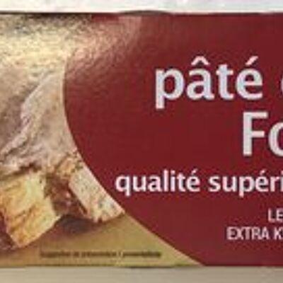 Pâté de foie de porc de qualité supérieur (Cora)
