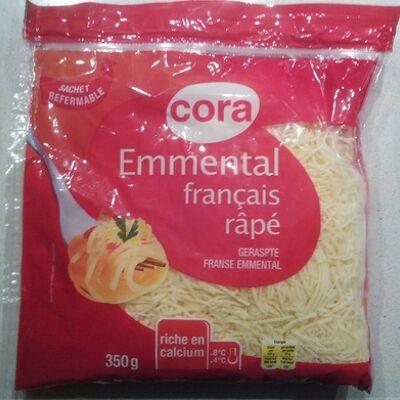 Emmental français râpé (Cora)