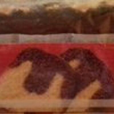 Barre marbrée au cacao (Belle france)