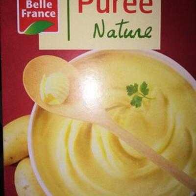 Puree nature 3x 125g (Belle france)