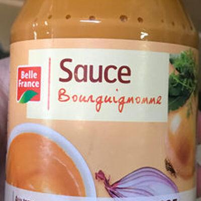 Sauce bourguignonne (Belle france)