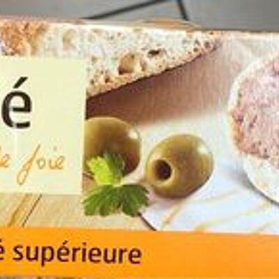 L3 1x10 pate de foie bf, (Belle france)