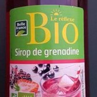 Sirop de grenadine (Belle france)