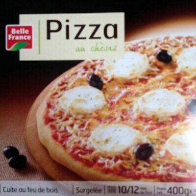 Pizza au chèvre (Belle france)