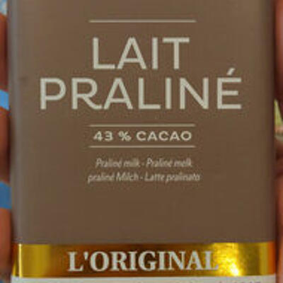 Chocolat lait (Dardenne)