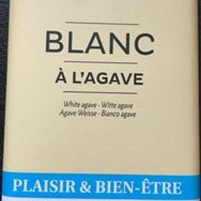 Chocolat blanc à l'agave (Dardenne)