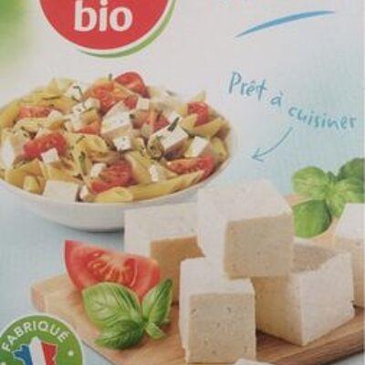 Tofu nature cereal bio (Cereal bio)